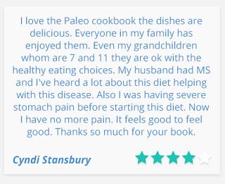 Review of Paleo Recipe Book U002B Bonuses