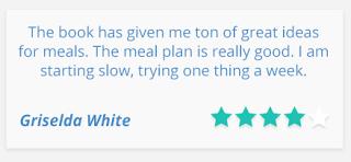 Review of The Paleo Diet Recipe Cookbook Organizer